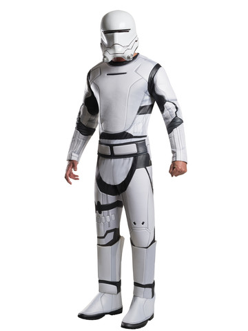 Star Wars The Force Awakens Deluxe Flame trooper Adult