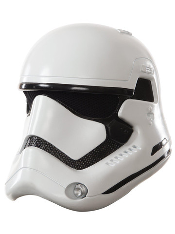 Star Wars: The Force Awakens - Mens Stormtrooper Full Helmet