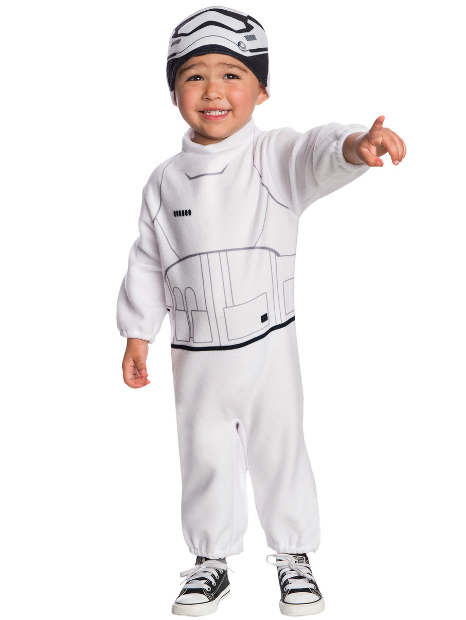View larger image of Star Wars the Force Awakens Toddler Stormtrooper Costume