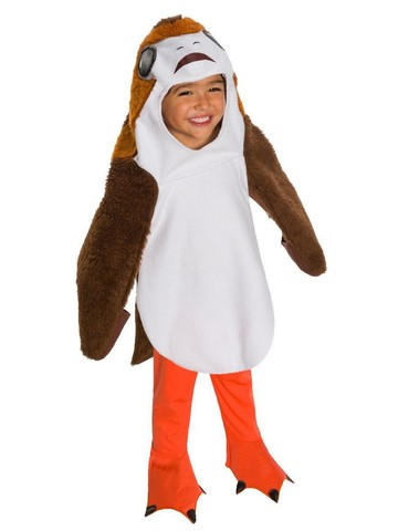 Toddler Deluxe Porg Costume - Star Wars The Last Jedi