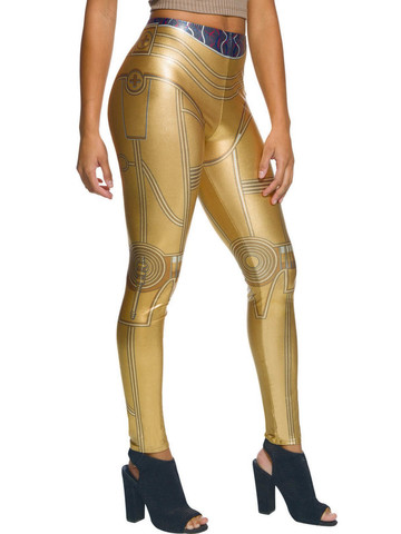 Star Wars - C-3PO - Leggings