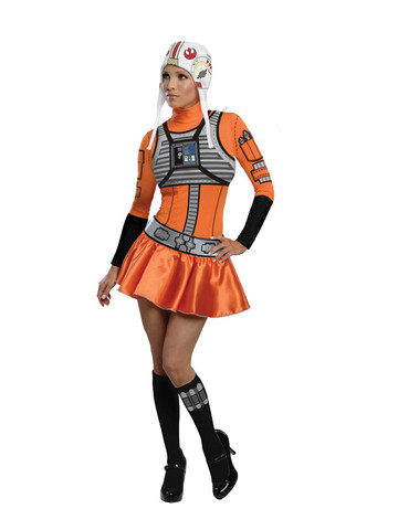 Womens X-Wing Fighter (Star Wars) Costume Dress