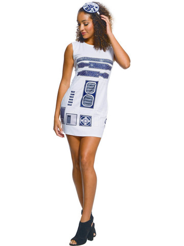 R2D2 Rhinestone Dress
