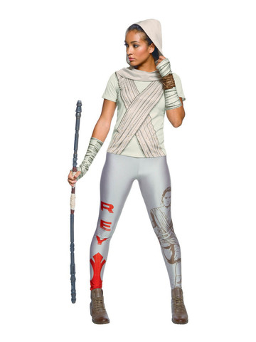 Star Wars Rey Rhinestone Shirt