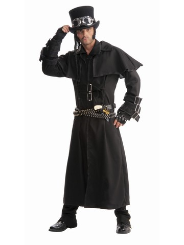 Steampunk Duster Coat Adult