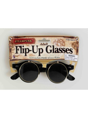 Steampunk Glasses Adult