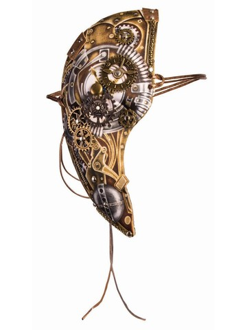 Phamtom Steampunk mask