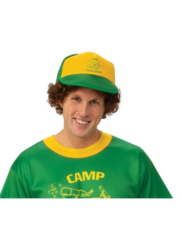 Stranger Things 3 Dustins Camp Know Where Adult Cap