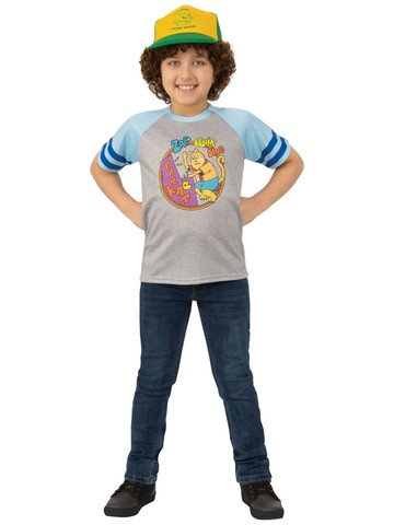 Roast Beef Cow Beach-Stran-ger Thing-s Kids T-Shirts Short Sleeve Tees Summer Tops for Youth//Boys//Girls