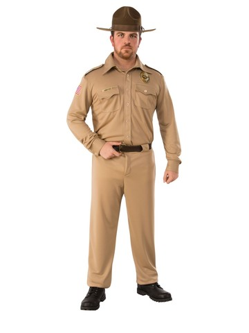 Stranger Things Jim Hopper Adult Costume