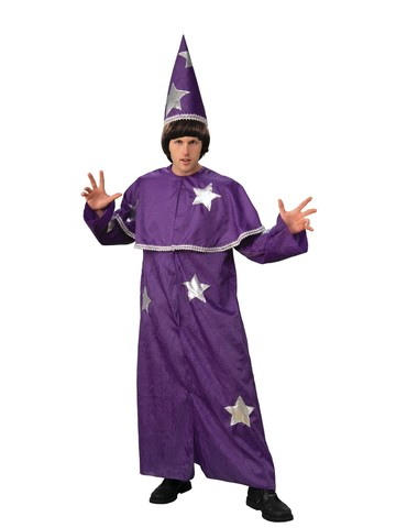 Adult Will Wizard Outfit Costume - Stranger Things 3