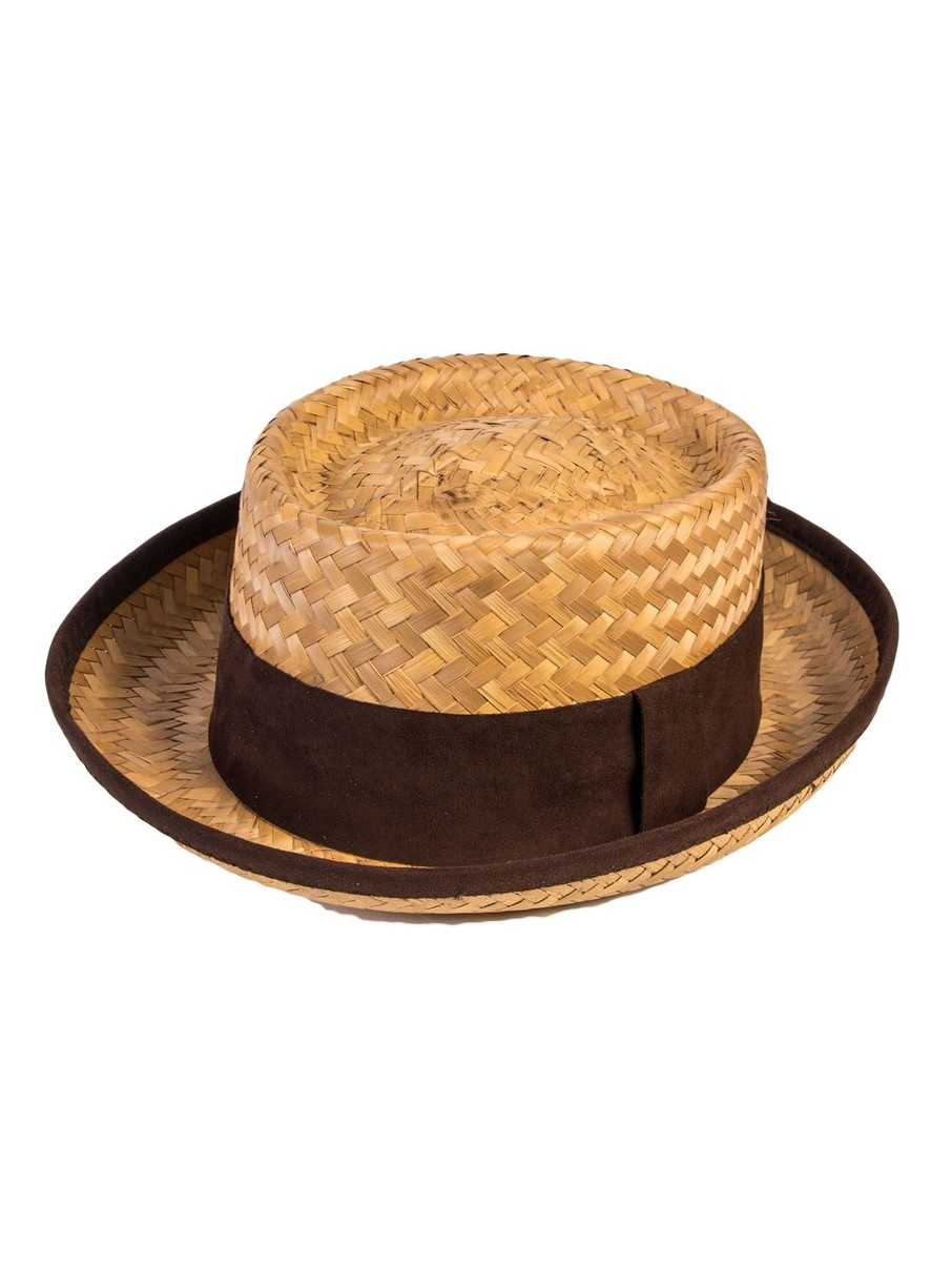 View larger image of Adult Straw Skimmer Hat