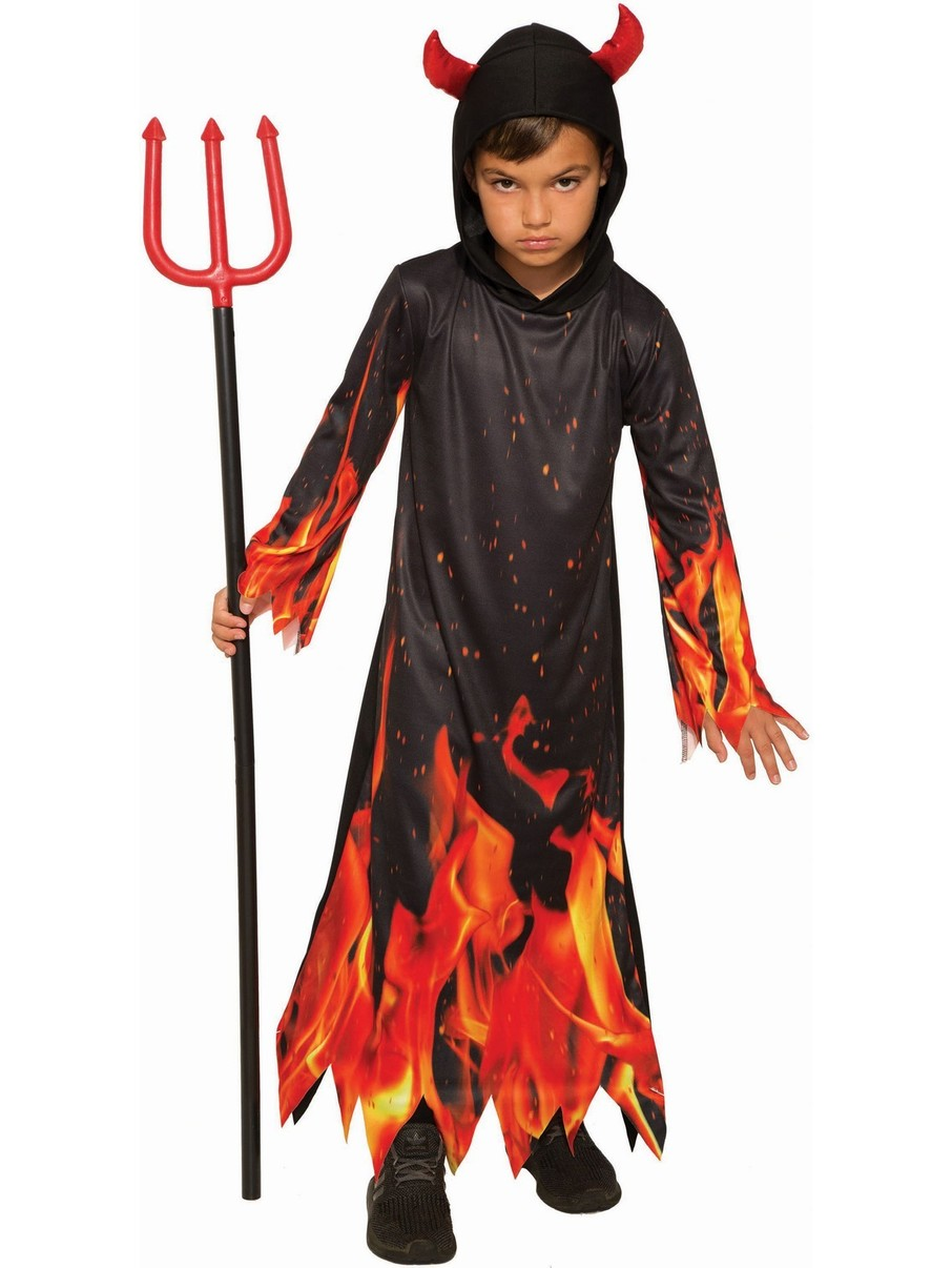 View larger image of Sublimation - Devil Boy Costume