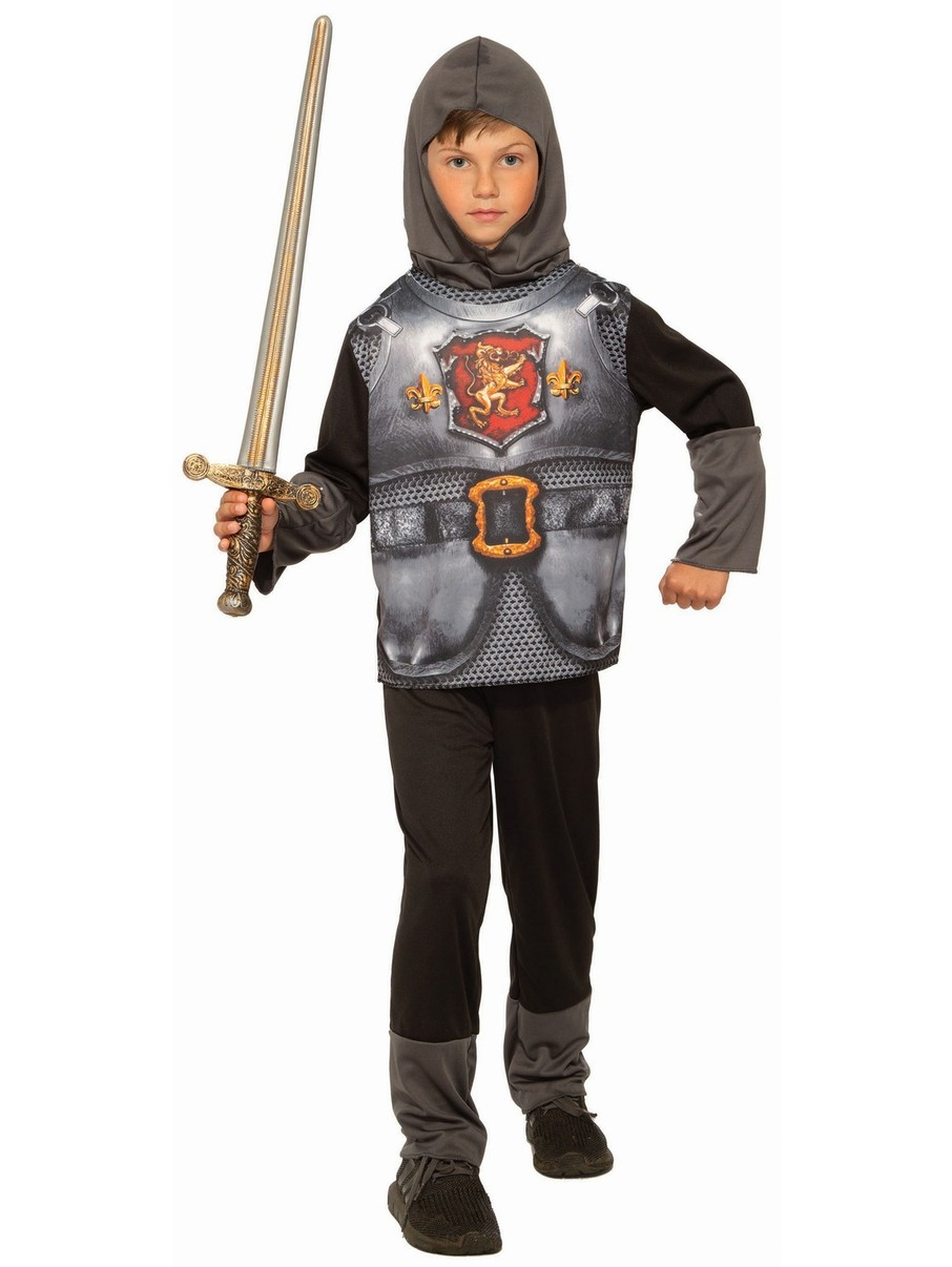 View larger image of Sublimation - Knight of Dark Kingdom Child Costume