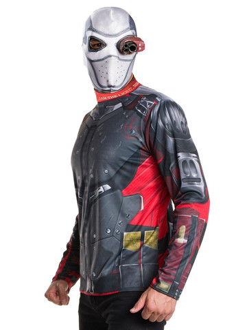 Suicide Squad: Deadshot Teen Costume Kit