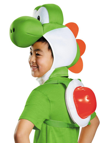 Super Mario Bros: Kids Yoshi Accessory Kit
