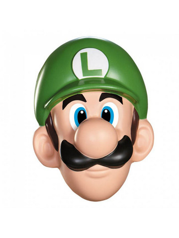 Super Mario Bros. - Luigi Mask