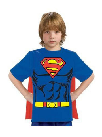 Child's Superman Costume