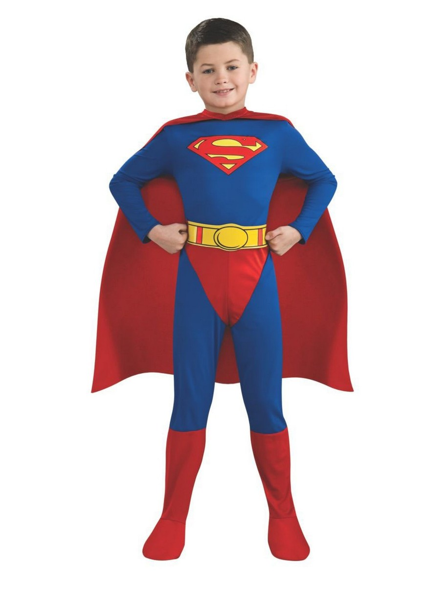 View larger image of Infant Superman Costume