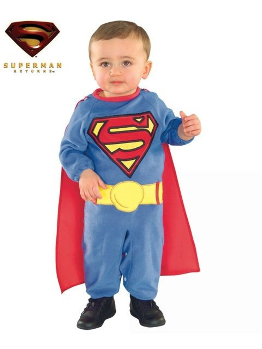 View larger image of Baby Superman Tm