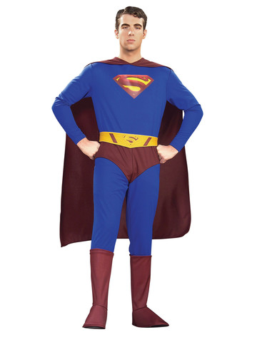 Superman Returns Deluxe Adult Costume
