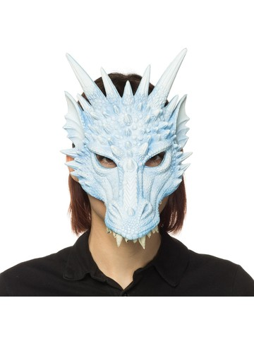 Adult Supersoft Dragon Mask