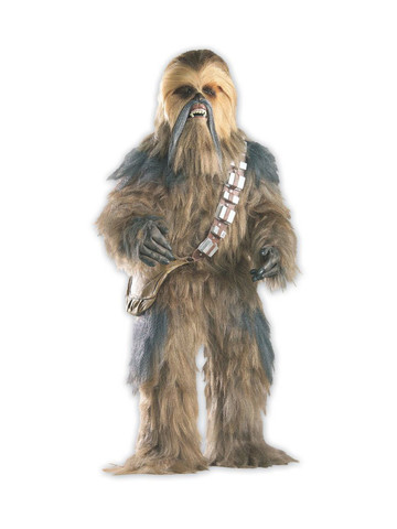 Chewbacca Supreme Edition Costume