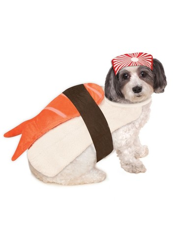 Sushi Dog Pet Costume