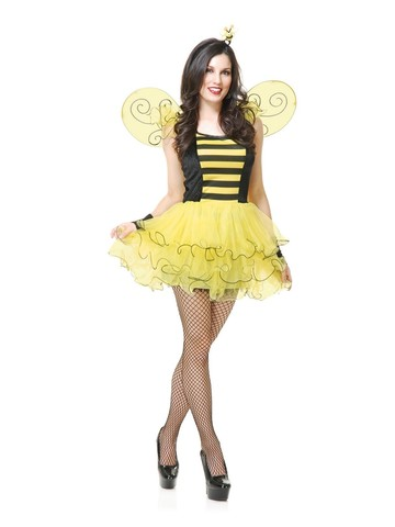 Women's Sweet Bee Bug Costume