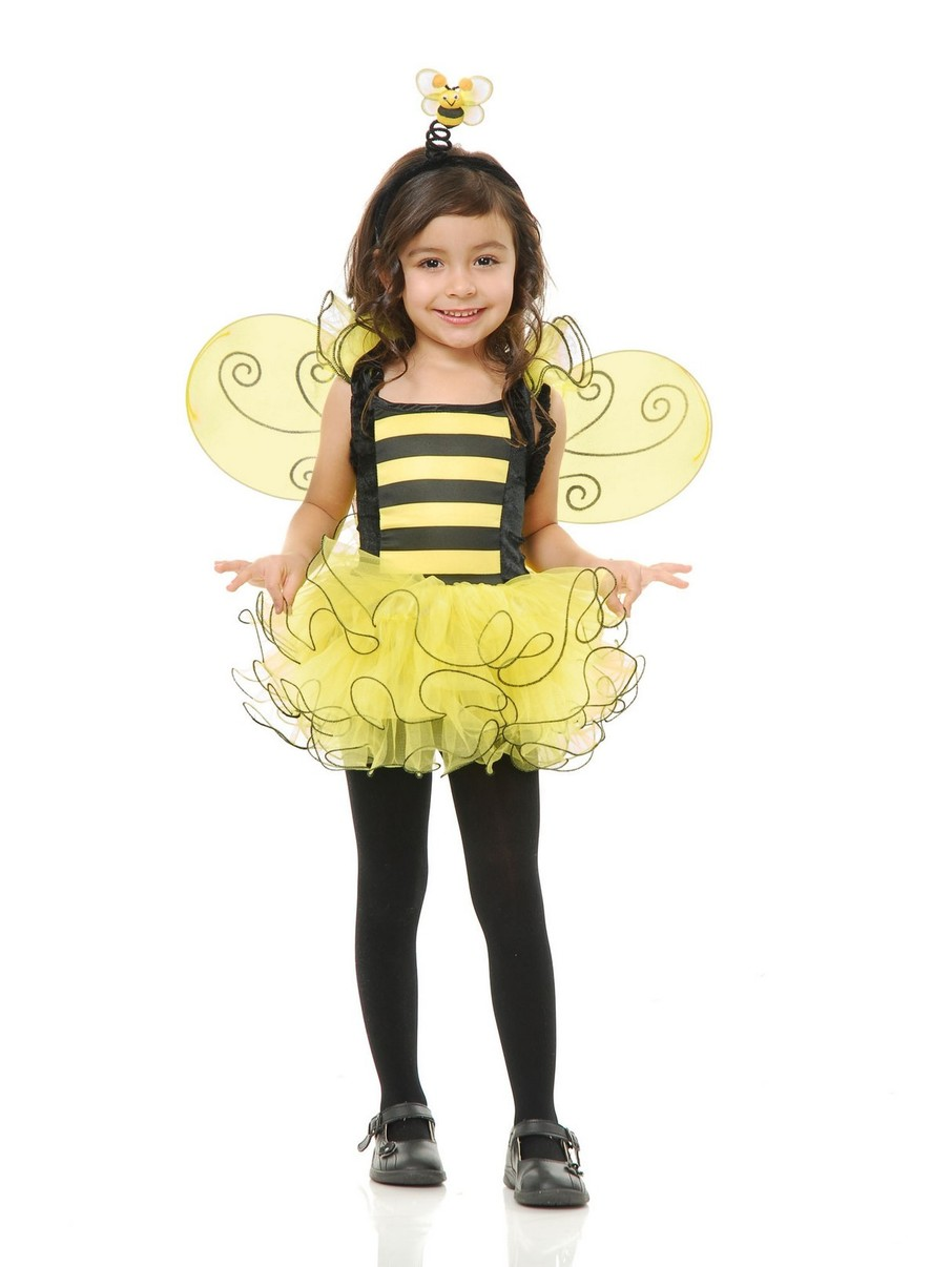 View larger image of Toddler Sweet Bee Costume