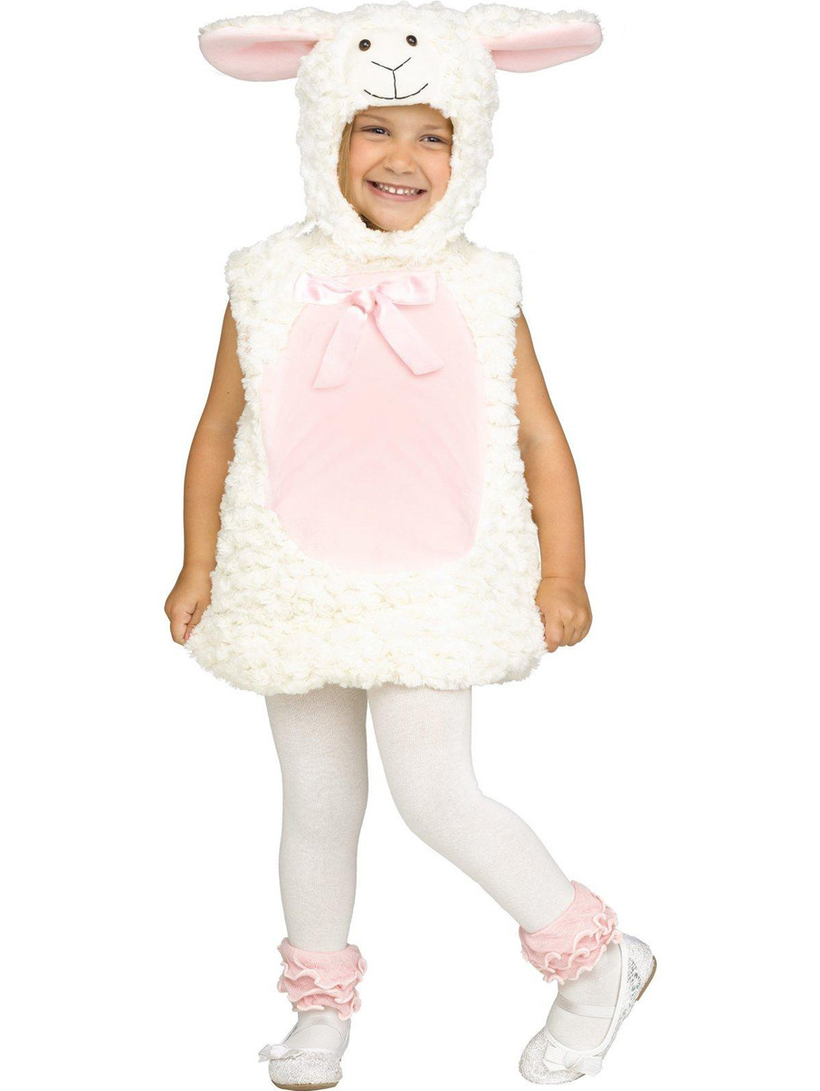 View larger image of Baby Sweet Lamb Costume