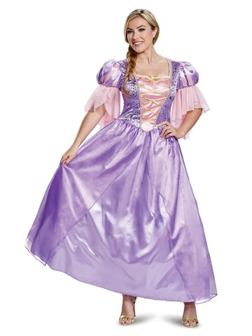 Tangled: Rapunzel Deluxe Womens Costume