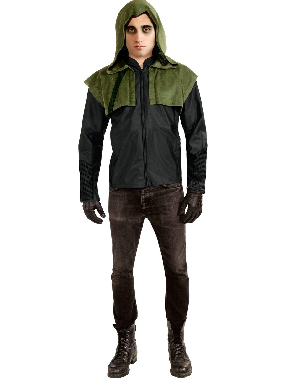 View larger image of Teen Deluxe Arrow Costume
