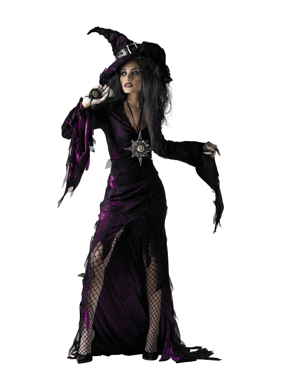 View larger image of Sorceress Young Adult Costume