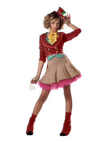 Teen Tipsy Tea Costume