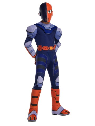 Teen Titans Go Movie Kids Deluxe Slade Costume