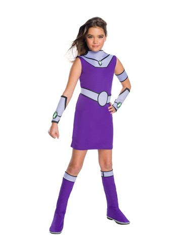 Brand New Teen Titans Go To The Movies Beast Boy Child Costume