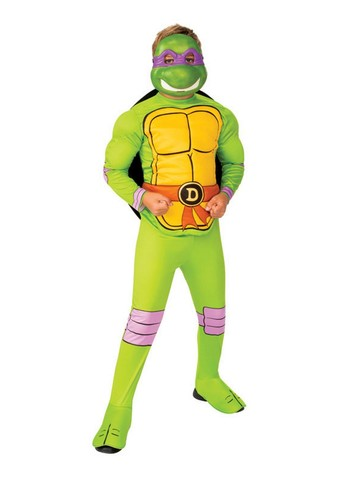 Classic Donatello TMNT Costume for Child