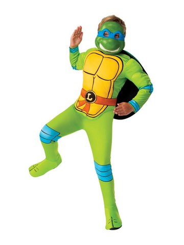 Classic Leonardo TMNT Costume for Child