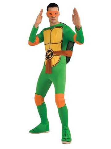 Adult Michelangelo TMNT Costume
