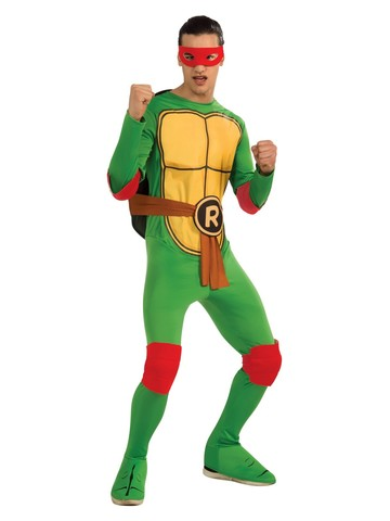 Teenage Mutant Ninja Turtles Raphael Adult Costume