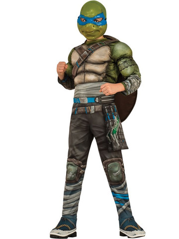 Teenage Mutant Ninja Turtles - Super Deluxe Leonardo Costume
