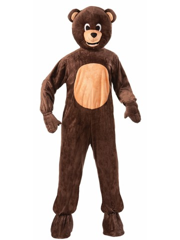 Bear Mascot Teen Costume