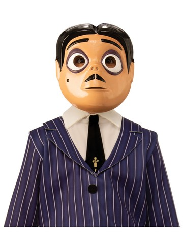 The Addams Family Gomez 1/2 Mask Kids