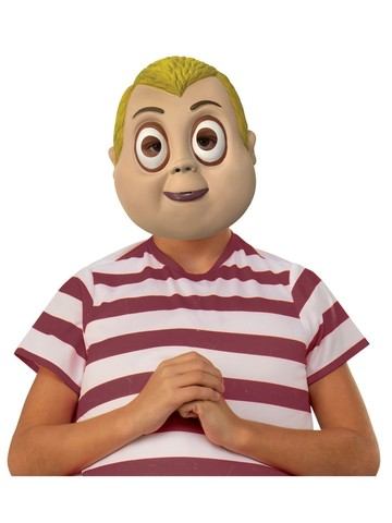 The Addams Family Pugsley Kids 1/2 Mask