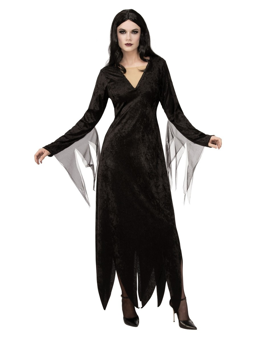 View larger image of Adult Morticia Costume - The Addams Family