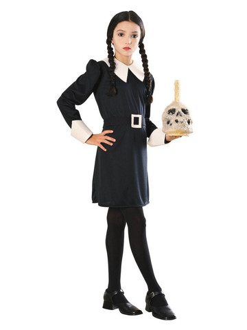 Child Wednesday The Addams Family Costume