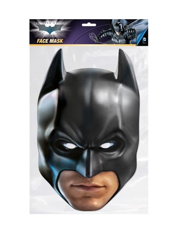 The Dark Knight Batman Facemask Costume Accessory