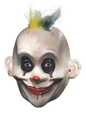 The Dark Knight Grumpy Joker Adult Henchman Mask Accessory