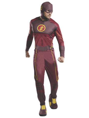 The Flash TV Series - Flash - Adult Costume